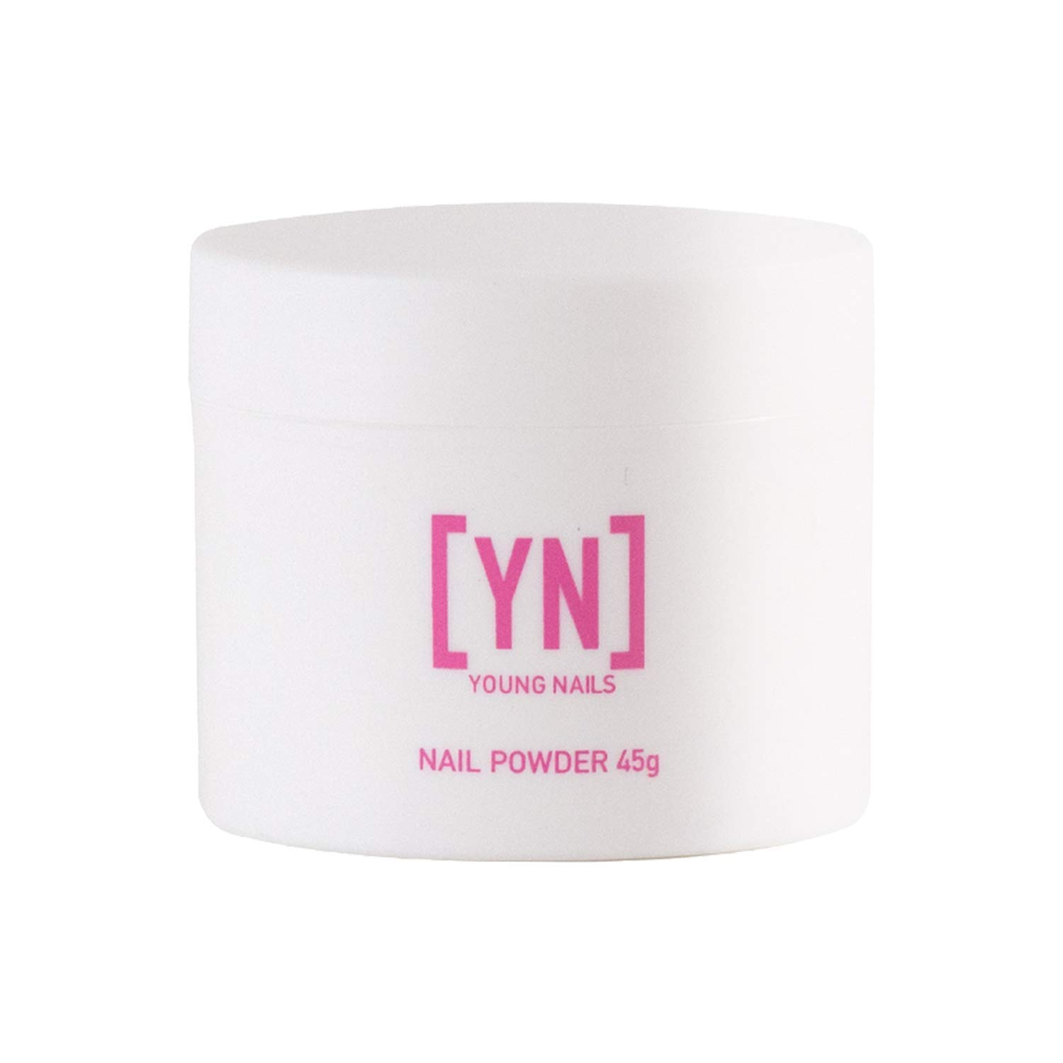 YOUNG NAILS Powder, Clear, 45 Gram