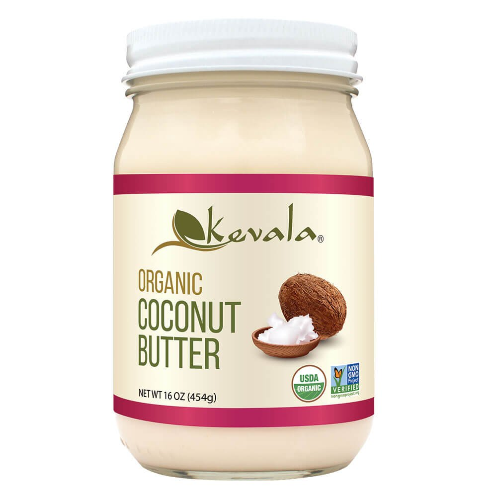 Kevala Organic Coconut Butter, 16 Ounce
