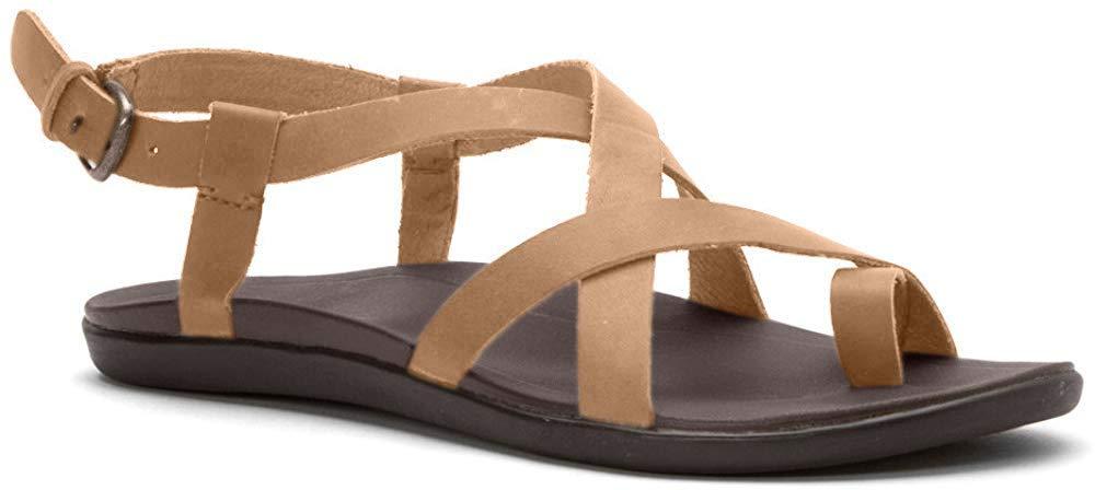 OLUKAI Women's Upena Gladiator Sandals