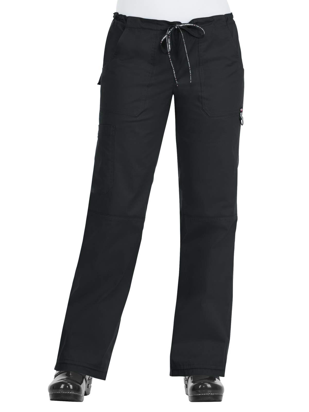 KOI Stretch Women's Straight Leg Lindsey 3.0 Scrub Pant