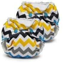 Lil Joey 2 Pack All-in-One Cloth Diaper, Charlie