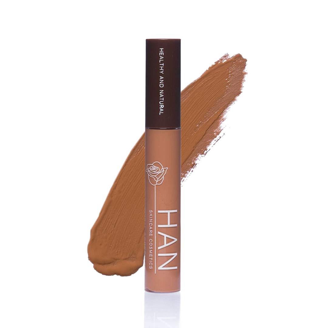 HAN Skincare Cosmetics All Natural Concealer, Dark