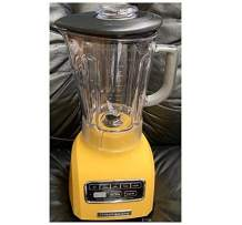 KitchenAid KSB655QBF 5-Speed Blender with 56-Ounce BPA-Free Pitcher(Buttercup Yellow)