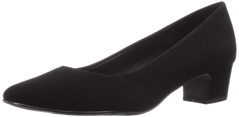 Easy Street Womens Prim Dress Heels & Pumps Shoes, Black, 7