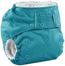 Kanga Care Rumparooz Cloth Pocket Diaper Snap, Aquarius, One Size