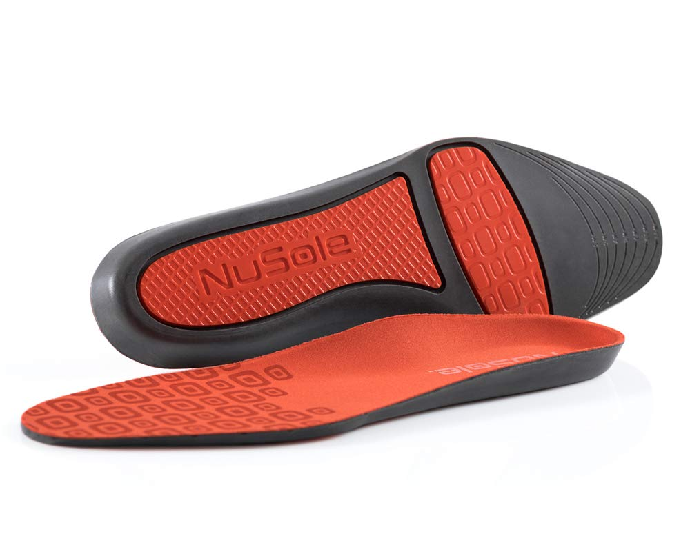 NuSole Work Insoles for Men