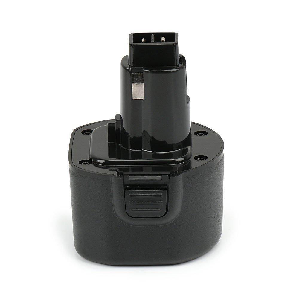 PowerGiant 9.6V 2.0Ah Replacement Battery Pack for Dewalt DW9061 DW9062 DE9062 DW926 DW952 DW952K-2 DW911 DW750KA DW050 DW955