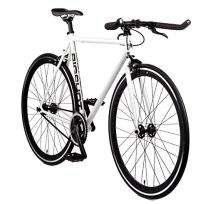 Big Shot Bikes | Prime Line | Fixie | Track Bike | Single Speed or Fixed Gear Options | for Men & Women | Small, Medium & Large