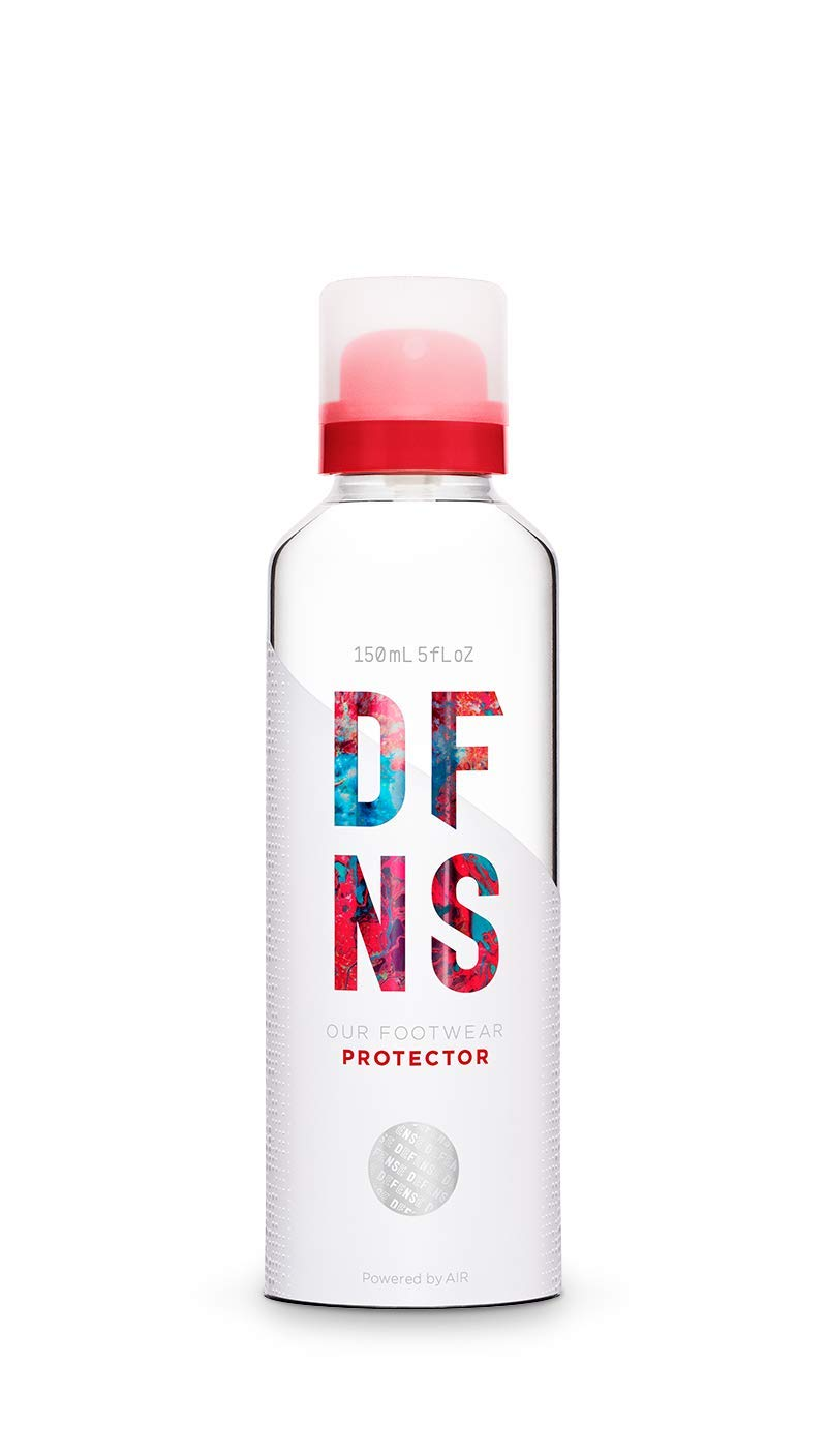 DFNS - Footwear Protector - Rain & Stain Shoe Protection in Airopack Spray Bottle