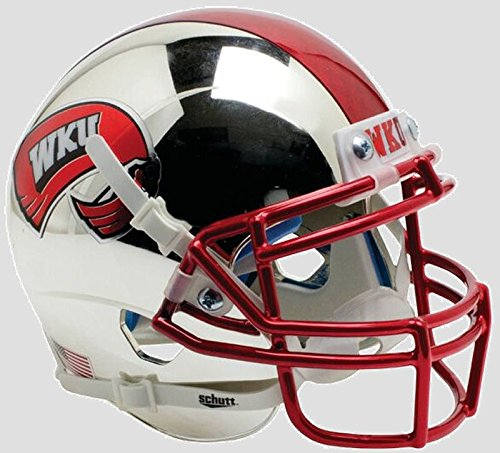 Schutt NCAA Western Kentucky Hilltoppers On-Field Authentic XP Football Helmet