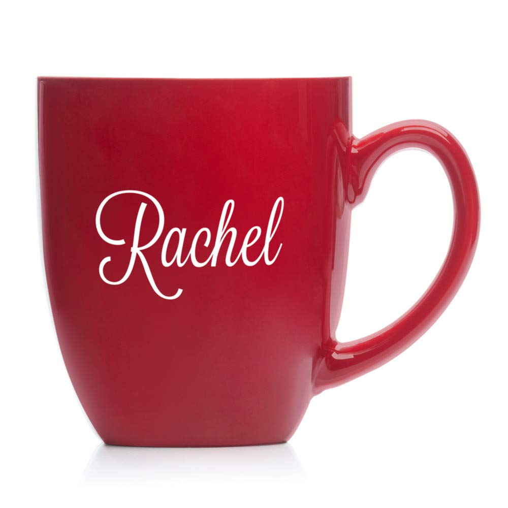 Engraved Personalized Coffee Mug - Large Personalized Coffee Mug, Oversized Coffee Mug with Name, Personalized Gifts for Employees