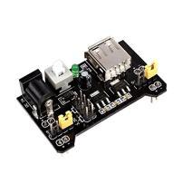 FTCBlock MB102 Breadboard Power Supply Module DC3.3V/5V for Arduino Board Solderless Breadboard