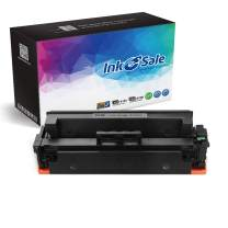 INK E-SALE Compatible Toner Cartridge Replacement for HP 410X CF410X (Black, 1-Pack), for use with HP Color Laserjet Pro MFP M477fdn M477fdw M477fnw,Pro M452dn M452nw M452dw M377dw Printers (Black)