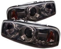 Spyder Auto PRO-YD-CDE00-HL-SMC Smoke Projection Headlight
