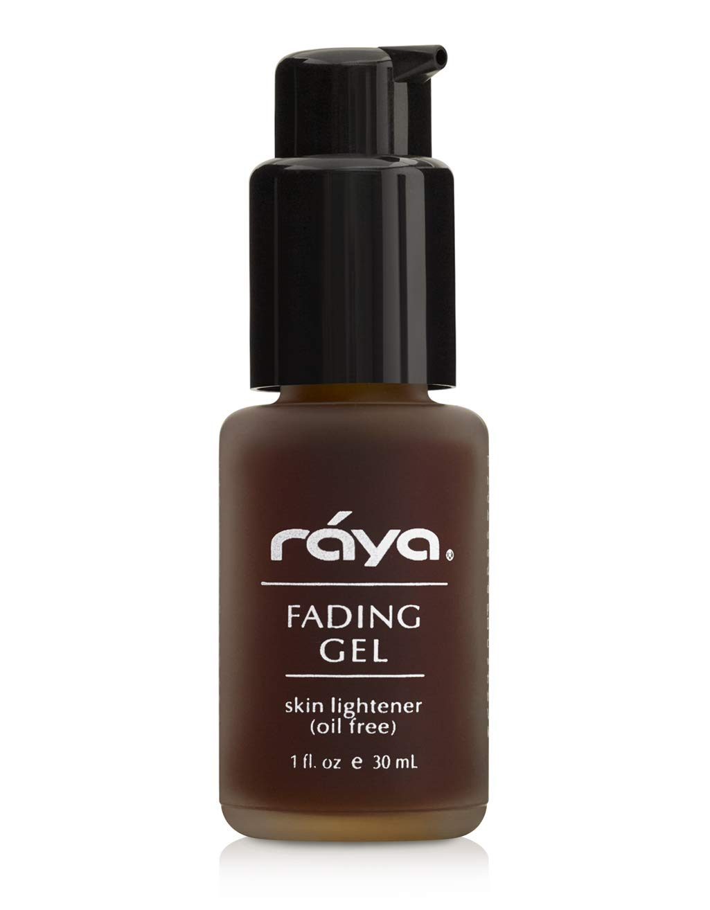 RAYA Fading Gel (322) | Light, Oil-Free Facial Treatment Serum for All Non Sensitive Skin | Brightens, Hydrates, and Lightens Age Spots