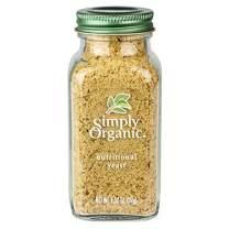 Simply Organic Nutritional Yeast, Certified Organic | 1.32 oz