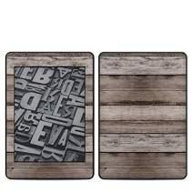 Barn Wood Amazon Kindle Paperwhite 2018 Full Vinyl Decal - No Goo Wrap, Easy to Apply Durable Pro