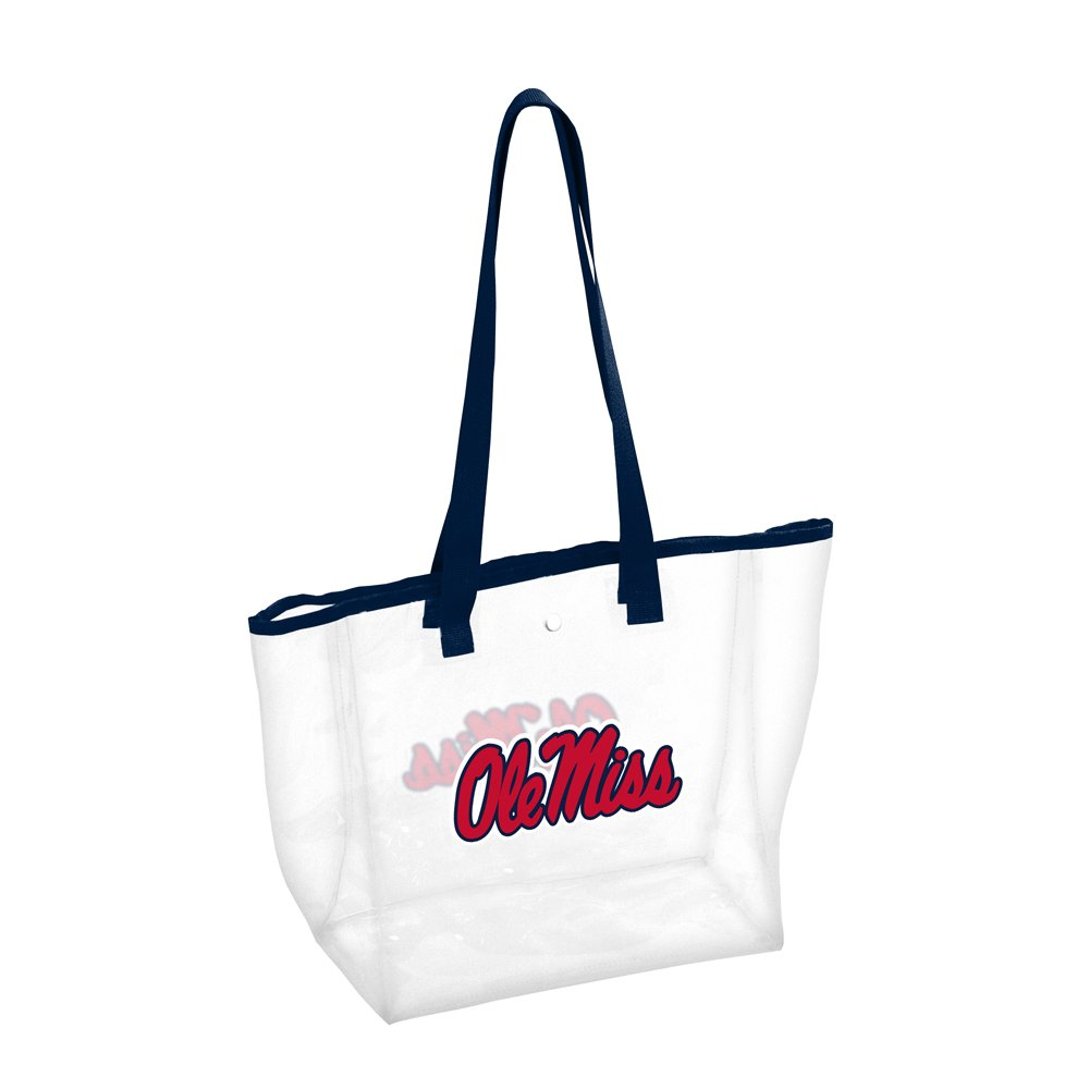 Logo Brands Officially Licensed NCAA Stadium Clear Bag, One Size