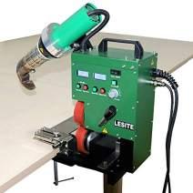 LESITE Tarpaulin Banner Table Hot Air Welding Machine Hem Welder PVC Welder (220V/3600W welder)