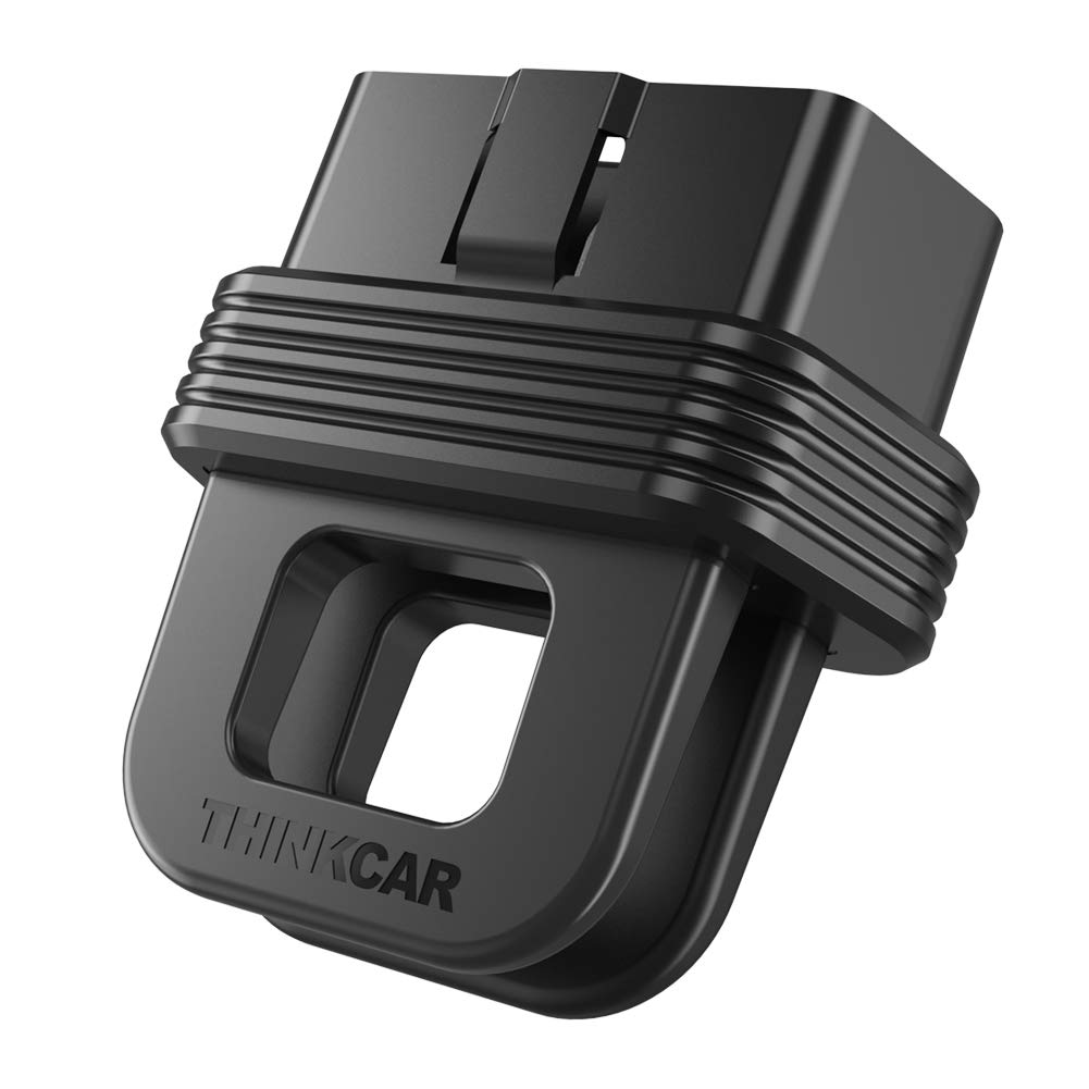 Thinkcar 1 OBD2 Scanner Bluetooth Full Systems Scan Tool for iOS & Android Check Engine Light Code Reader Real Time Remote Diagnostic