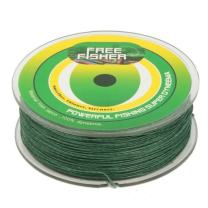 FREE FISHER Fishing PE Superpower Braided Fishing Line X-Strong - Abrasion Resistant Braided Lines