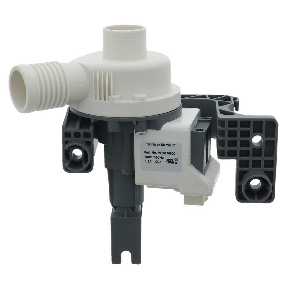 ERP W10876600 Washer Drain Pump