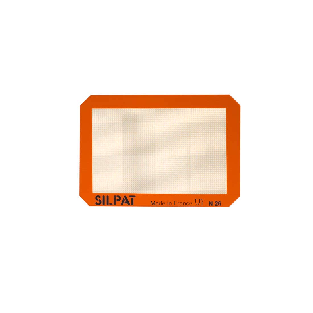 "Silpat AE295205-01 Premium Non-Stick Silicone Baking Mat, Petite Jelly Roll Size, 8-1/4"" x 11-3/4"""