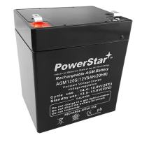 RBC45 APC Replacement Battery 12V 5.0AH by PowerStar