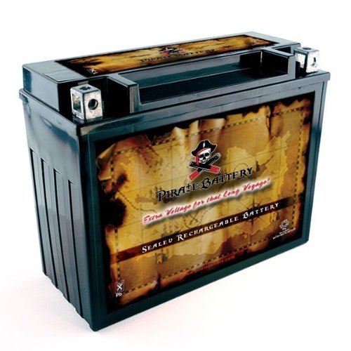 Y50-N18L-A3 High Performance Rechargeable Replacement Maintenance Free Sealed AGM Motorcycle Battery