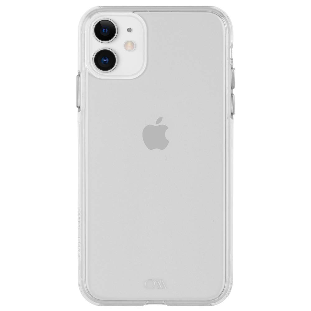 Case-Mate - iPhone 11 Slim Case - Barely There - 6.1 - Clear