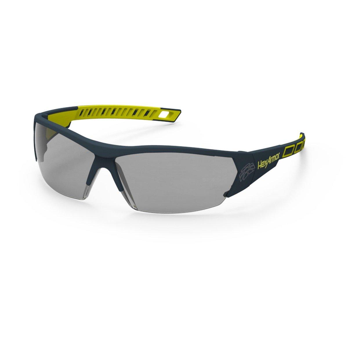 MX250 Lightweight Grey Tint Anti Fog Safety Glasses