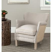 Safavieh Mercer Collection Connie Brown Club Chair