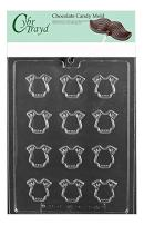 Cybrtrayd Bite Size Onesie Chocolate Candy Mold in Sealed Poly Bag w/Copyrighted Molding Instructions Life of the Party B075
