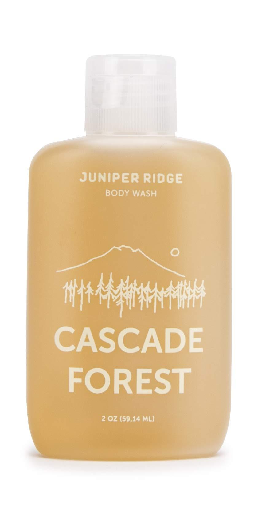 Juniper Ridge Body Wash - Cascade Forest - 2 oz
