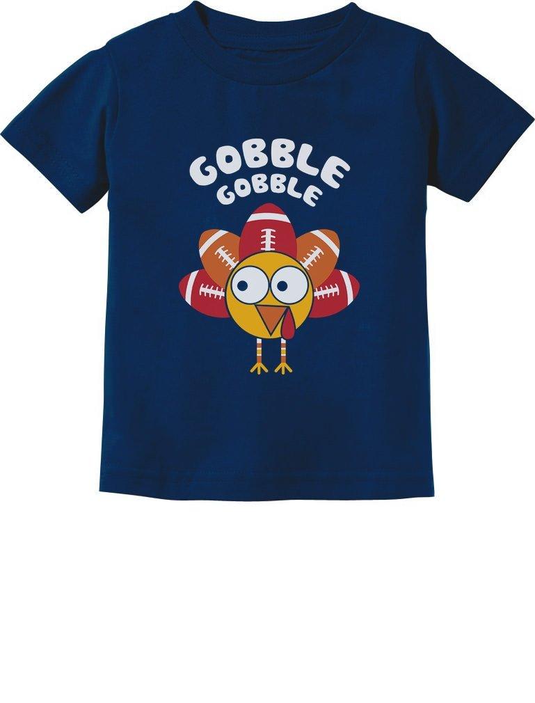 Little Turkey Thanksgiving Gobble Toddler/Infant Kids T-Shirt