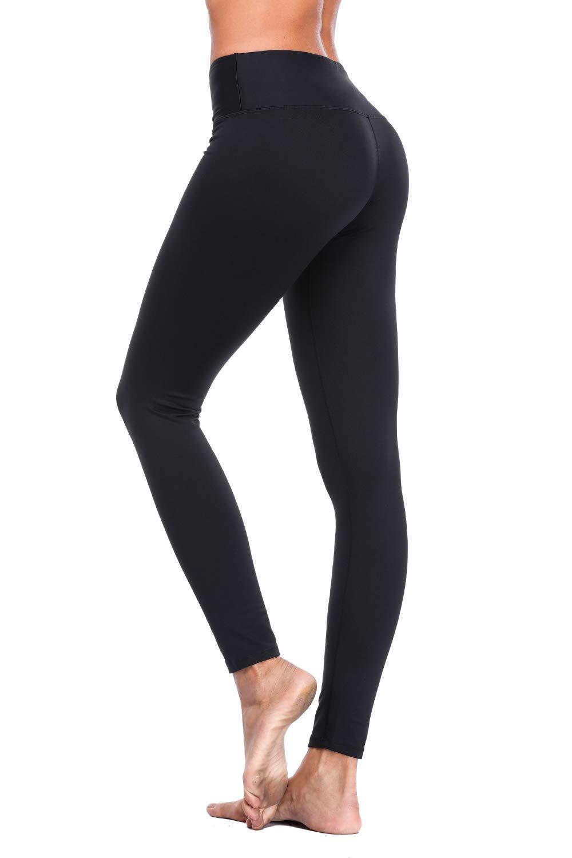 vivicoco Women's Yoga Pants High Rise Active Compression Workout Leggings