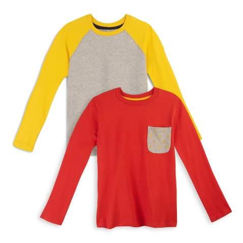 Boys raglan Organic childrens clothing Childrens raglan Graphic design Toddlers raglan Cotton jersey shirt Soft clothes