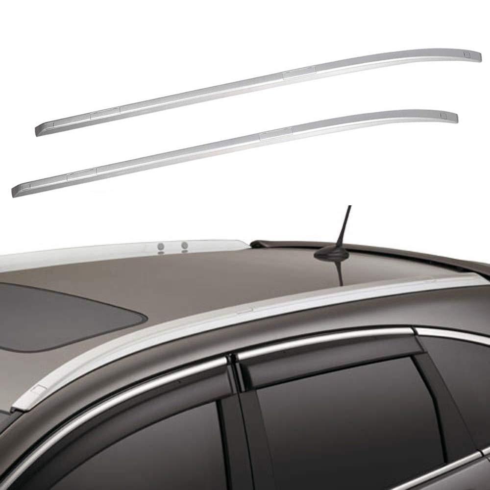 ANTS PART Roof Rack for 2012-2016 Honda CRV CR-V Roof Side Rails Bars Silver