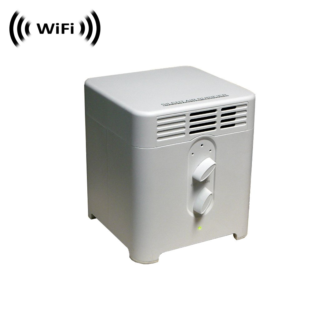 1080p IMX323 Sony Chip Super Low Light Spy Camera with WiFi Digital IP Signal, Recording & Remote Internet Access, Camera Hidden in an Fake Air Purifier
