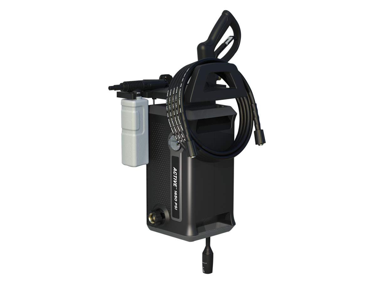 Active Wall Mount VE51 | 1650 PSI | 1.8 GPM | 12.5 Amp | Electric Pressure Washer