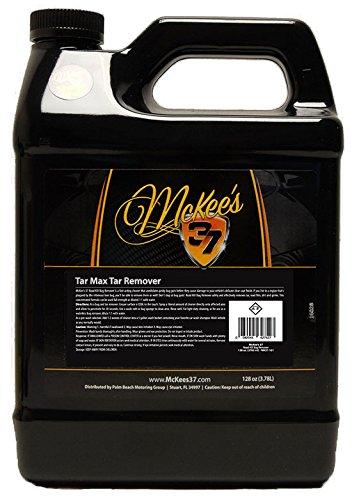 McKee's 37 MK37-301 Tar Max Remover, 128 oz.