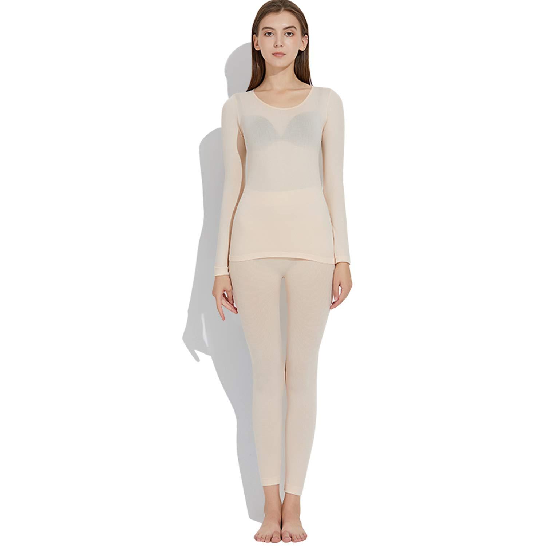 Thermal Underwear for Men/Women Thermals Sleepwear Base Layer Set