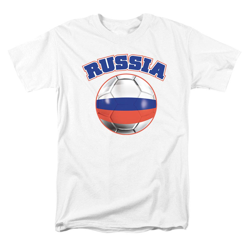 Popfunk World Cup Soccer Adult T Shirt & Exclusive Sticker