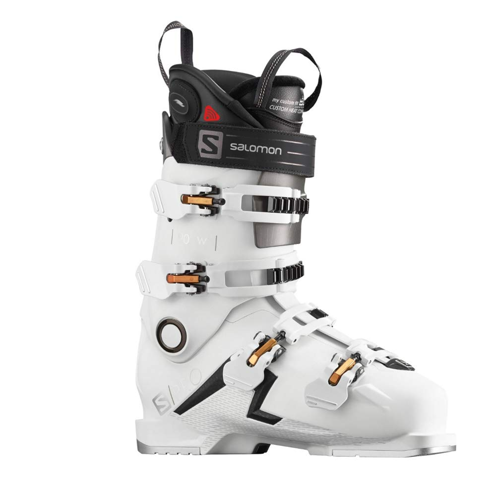 SALOMON S Pro 90 W Custom Heat Ski Boots - 2020 Women's
