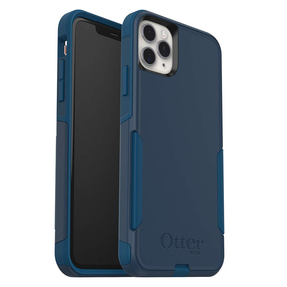 OtterBox COMMUTER SERIES Case for iPhone 11 Pro Max - BESPOKE WAY (BLAZER BLUE/STORMY SEAS BLUE)