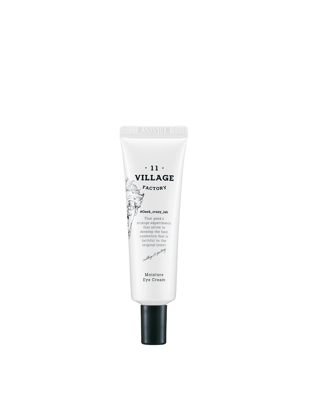 Korean Skin Care: Eye Cream, Moisturizing and Soothing Eye Cream with Natural Ingredients, Cruelty Free, Nourishing & Brightening Eye Cream for Tired Eyes, Anti Wrinkle Cream (Moisture Eye Cream 30ml)