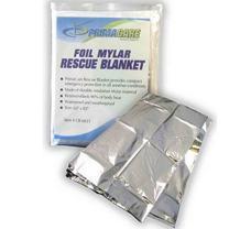 Primacare Foil Mylar Rescue Blanket 1 ea