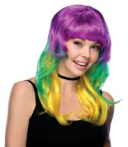 Rubie's Costume Mardi Gras Wig