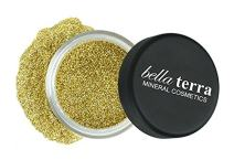 Mineral Glitter Eyeshadow Makeup Powder â Metallic Cosmetic Highlighter for Face