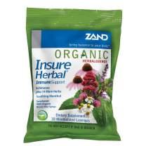 Zand HerbaLozenge Organic Insure Herbal (18 Lozenges)
